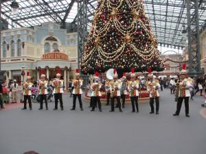 TDL【クリスマス】アトモス