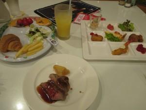 カリフォルニア_dinner1