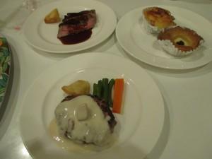 カリフォルニア_dinner2