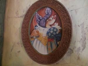 【TDLにかけられた魔法①】グランマ・サラの肖像画