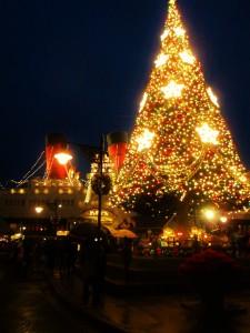 【アメリカンウォーターフロント編】クリスマスツリー