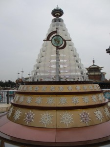 TDS【クリスマス】ポートディスカバリー昼