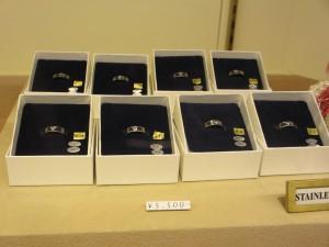 【プレゼント】指輪1
