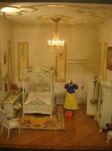 ディズニーランドホテルのドールハウス