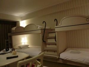 【オリエンタルホテル東京ベイ】グランデ6