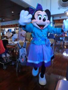 【ホライズンベイ・レストラン】ミッキー