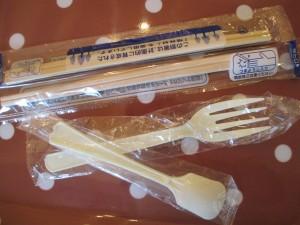 04スプーン割箸