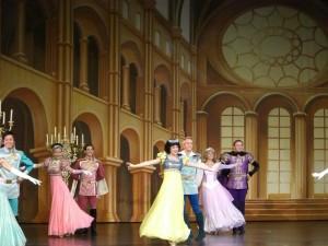 【ワンマンズ・ドリームⅡ】プリンセス舞踏会