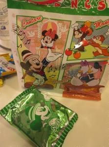 お菓子のお土産 - パスタスナック